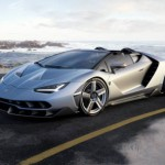 Ra mắt siêu xe Lamborghini Centenario mui trần