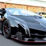Siêu xe Lamborghini Veneno Roadster cũ bán giá 120 tỷ đồng