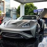 Giá bán siêu xe vỏ titan bán giá gần 2,8 triệu USD