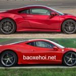 Honda mổ xẻ Ferrari 458 Italia ra từng khúc để phát triển siêu xe NSX
