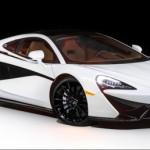 Siêu xe McLaren có nóc đổi màu cho đại gia