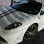Siêu xe Ferrari F430 Scuderia cực hiếm bị vứt bỏ