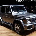 Ngắm cận cảnh xe siêu sang Mercedes G65 AMG giá 16,5 tỷ đồng