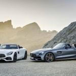 Ngắm siêu xe Mercedes AMG GT mui trần