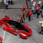 Ngắm siêu xe 3 triệu đô Ferrari FXX K trên đường đua