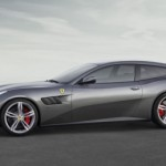 Siêu xe Ferrari GTC4 Lusso T ra mắt chính thức vào tuần tới