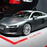 Siêu xe Audi R8 2016 thêm tùy chọn động cơ tiết kiệm hơn