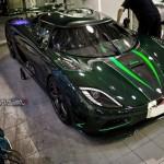 Video siêu xe Koenigsegg Agera S độc nhất Hồng Kông