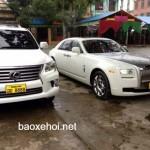 Ngắm dàn xe siêu sang biển đẹp của đại gia Hà Tĩnh