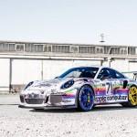 Siêu xe Porsche 911 GT3 RS độ sơn ngoại thất khác lạ