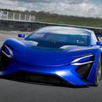 Choáng siêu xe điện AT96 Trev chạy 2000 km / 1 lần sạc