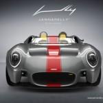Siêu xe Jannarelly Design-1 chỉ có giá gần 2 tỷ đồng