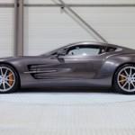 Siêu xe Aston Martin One-77 chạy 945 km bán giá 2,1 triệu đô
