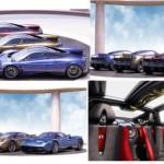 3 siêu xe khủng Pagani Huayra Dinastia cực hiếm