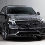 Xe siêu sang Mercedes GLE 63 AMG độ TopCar