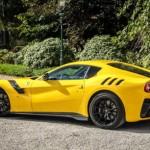 Siêu xe Ferrari F12tdf đã qua sử dụng giá bán 1 triệu đô