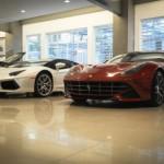 Showroom chuyên bán siêu xe khủng nhất Hà Nội