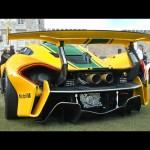 Dàn siêu xe triệu đô khoe tiếng pô trên đường phố Monaco