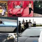 Bộ sưu tập siêu xe của ngôi sao Quách Phú Thành