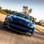 Siêu xe Aston Martin Vanquish S mới mạnh 595 mã lực