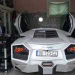 Siêu xe Lamborghini Reventon độ từ Mitsubishi Eclipse