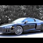 Audi R8 2017 siêu xe tốt nhất thế giới ?
