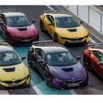 Siêu xe BMW i8 sẽ có thêm nhiều màu tuyệt đẹp