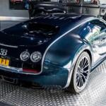 Siêu xe Bugatti Veyron Supersport vỏ Carbon giá bán khủng
