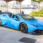 Siêu xe Lamborghini Huracan mui trần độ siêu mạnh bởi hãng DMC