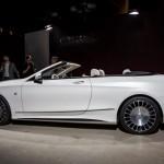 Mercedes lựa chọn khách hàng mua xe siêu sang Maybach S650 Cabriolet