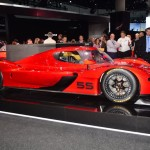 Siêu xe đua khủng RT24-P của Mazda