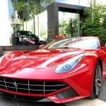 Ngắm chi tiết siêu xe Ferrari được cho là đại gia Thanh Hóa mua