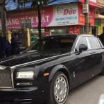 Xe siêu sang Rolls royce Phantom mới và Maybach S600 về Hải Dương