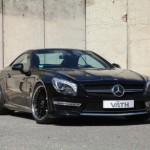 Siêu xe Mercedes SL65 AMG độ 700 mã lực