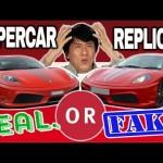 Ngắm bản sao nhái của các siêu xe nổi tiếng thế giới