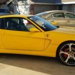Siêu xe Ferrari 456M giả bán giá 1 tỷ đồng