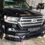 Toyota Landcruiser độ siêu sang của đại gia Hải Phòng