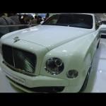 Chi tiết xe siêu sang Bentley Mulsanne speed ở triển lãm VIMS 2016