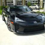Siêu xe Lexus LFA hiếm giá bán rẻ hơn giá gốc