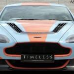 Bộ đôi siêu xe đua Aston Martin Vantage GT12 được rao bán