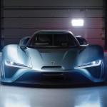 Công bố về tốc độ của siêu xe điện nhanh nhất thế giới NIO EP9