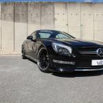 Siêu xe Mercedes-AMG SL 65 độ công suất 700 mã lực bởi VATH