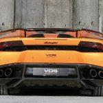 Siêu xe Lamborghini Huracan mui trần độ khủng bởi VOS