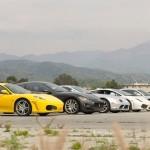 Cuộc đua solo của những siêu xe nổi tiếng thế giới