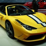 """Hãng siêu xe Ferrari """"khai tử"""" động cơ V8 hút khí tự nhiên"""