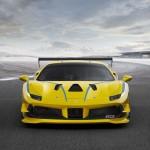 Sắp có siêu xe Ferrari 488 Challenge