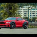 Hàng khủng Ford Mustang độ tuyệt đẹp của thiếu gia Lào Cai