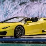 Lamborghini Huracan LP580-2 mui trần giá bán lên đến 26 tỷ đồng