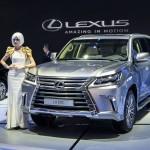 Top 5 xe siêu sang SUV cỡ lớn đại gia Việt ưa thích nhất