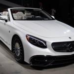 Chi tiết xe siêu sang Mercedes-Maybach S650 mui trần